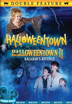 Halloweentown Double Feature (DVD) by Disney