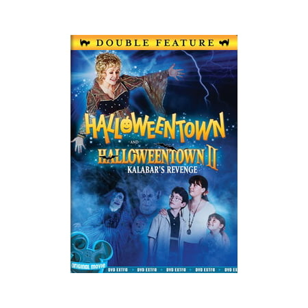 Halloweentown Double Feature (DVD) - Halloween Parties London 2017