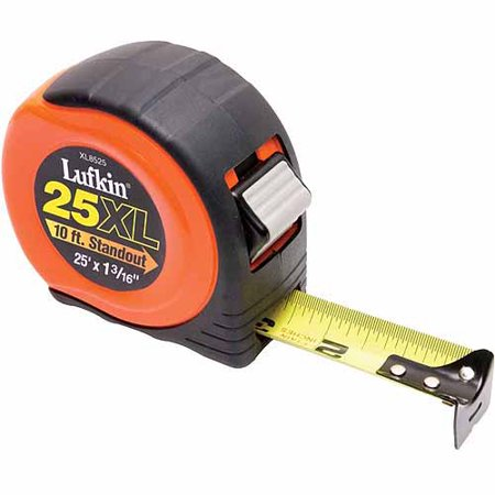 "Apex Tool Group, LLC-Tools XL8525 1-3/16"" X 25' XL Power Return Tape Measure"