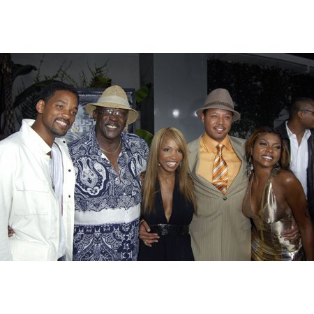 Will Smith Louis Gossett Jr Elise Neal Terrence Howard Taraji P Henson At Arrivals For Hustle & Flow Los Angeles Premiere Cinerama Dome At Arclight Cinemas Los Angeles Ca July 20 2005 Photo By Michael](Louis Smith Halloween)