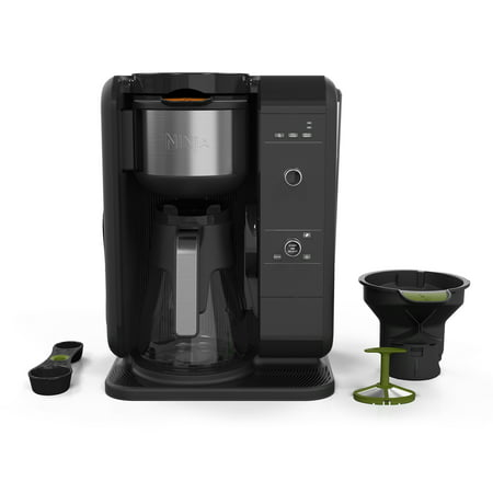 Ninja Hot & Cold Brewed System Coffee Maker CP301 (Best Single Serve Brewing System)