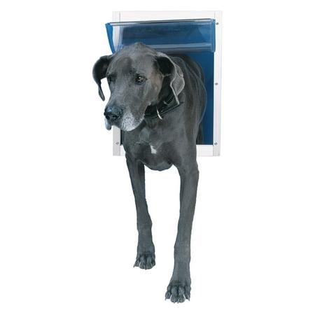 Ideal Perfect Pet Deluxe Storm Door Dog Door Walmart