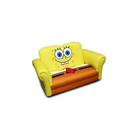 Swell Nickelodeon Spongebob Squarepants Deluxe Rocking Sofa Gmtry Best Dining Table And Chair Ideas Images Gmtryco