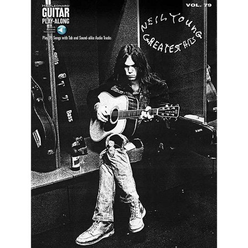 Neil Young: Greatest Hits - Guitar Play-along