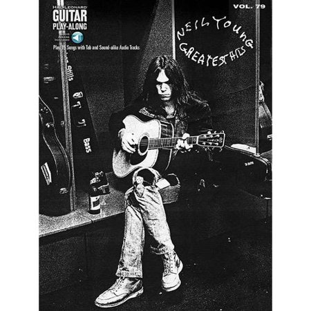 Neil Young: Greatest Hits Guitar Play-along by
