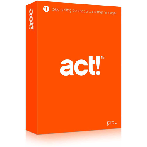 Swiftpage Act! v16 Pro, Single User (PC) (Digital Code)