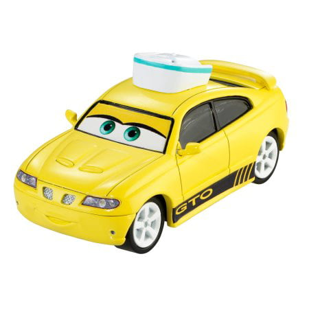 Disney/Pixar Cars Rescue Squad Mater Nurse Gto Die-Cast