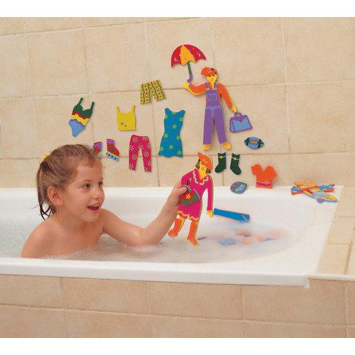 edushape Splash of Fashion Bath Set