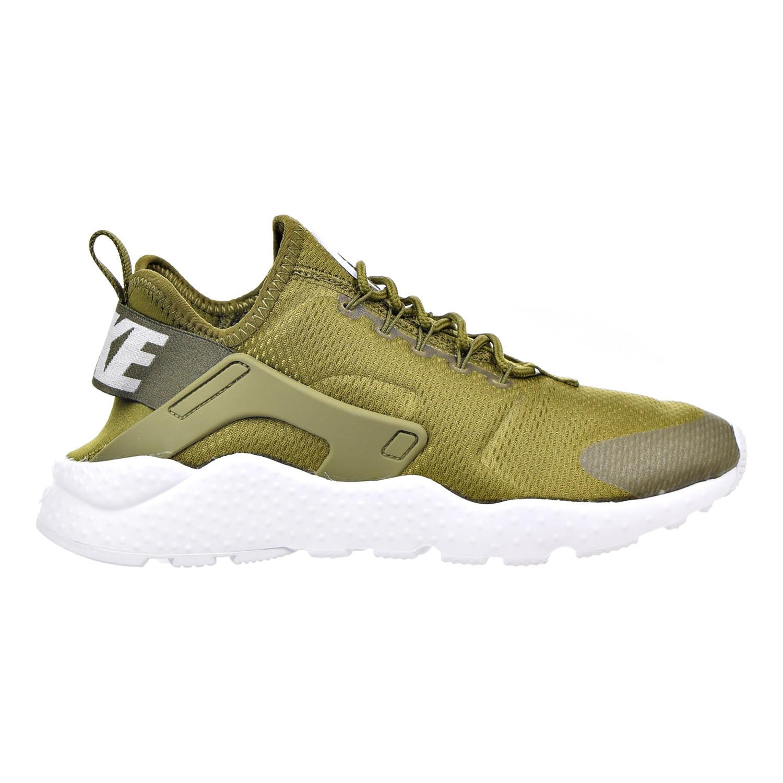Nike - Nike Air Huarache Run Ultra Women's Shoes Olive Flak/White 819151-302 - Walmart.com