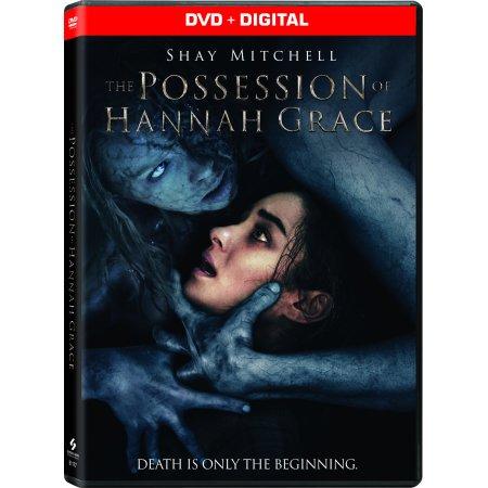 - The Possession of Hannah Grace (DVD + Digital Copy)