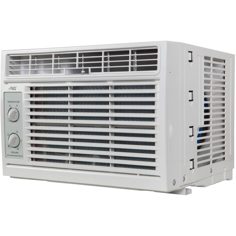 Arctic King 5,000 BTU Window Air Conditioner, 115V, WWK05CM61N