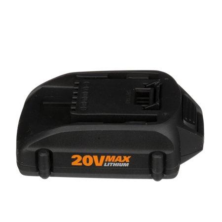 WORX 20-Volt 1.5-Ah Li-Ion Battery, WA3520