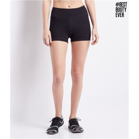 545266c082b Aeropostale Juniors #Best Booty Ever Athletic Workout Shorts 001-2 ...