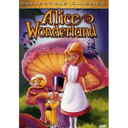 Alice In Wonderland Evil (Alice in Wonderland (DVD))