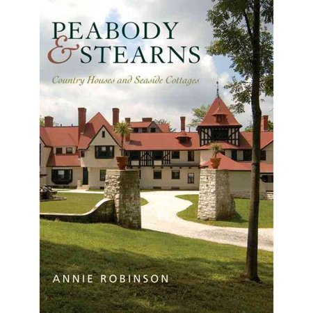 Peabody   Stearns  Country Houses And Seaside Cottages