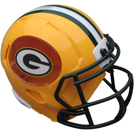 Forever Collectibles NFL Mini Helmet Bank, Green Bay Packers Nfl Steelers Helmet