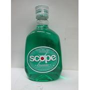 Scope Base Scope Original Mint Mouthwash