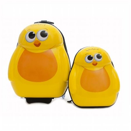 Cuties and Pals CCK1000 Chico The Chick Luggage Set