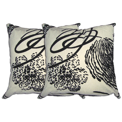 Acura Rugs Decorative Throw Pillow (Set of 2)