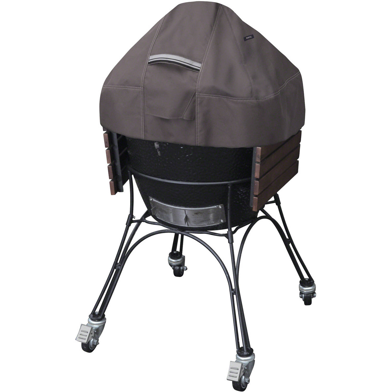 Classic Accessories Ravenna Ceramic Barbecue BBQ Grill Dome Patio Storage  Cover