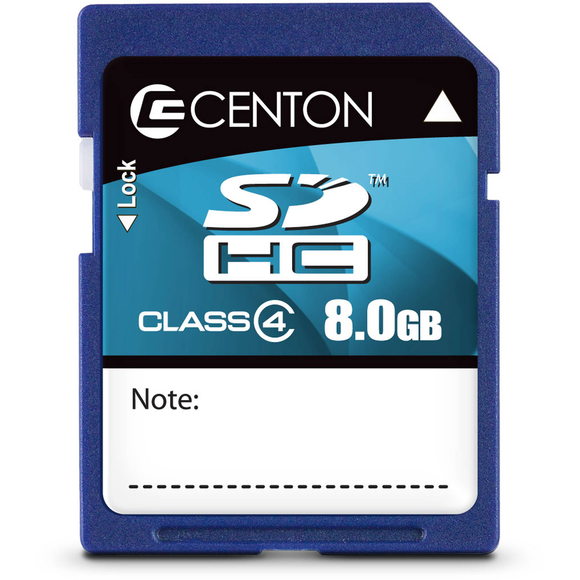 Centon 8GB Class 4 SD Card