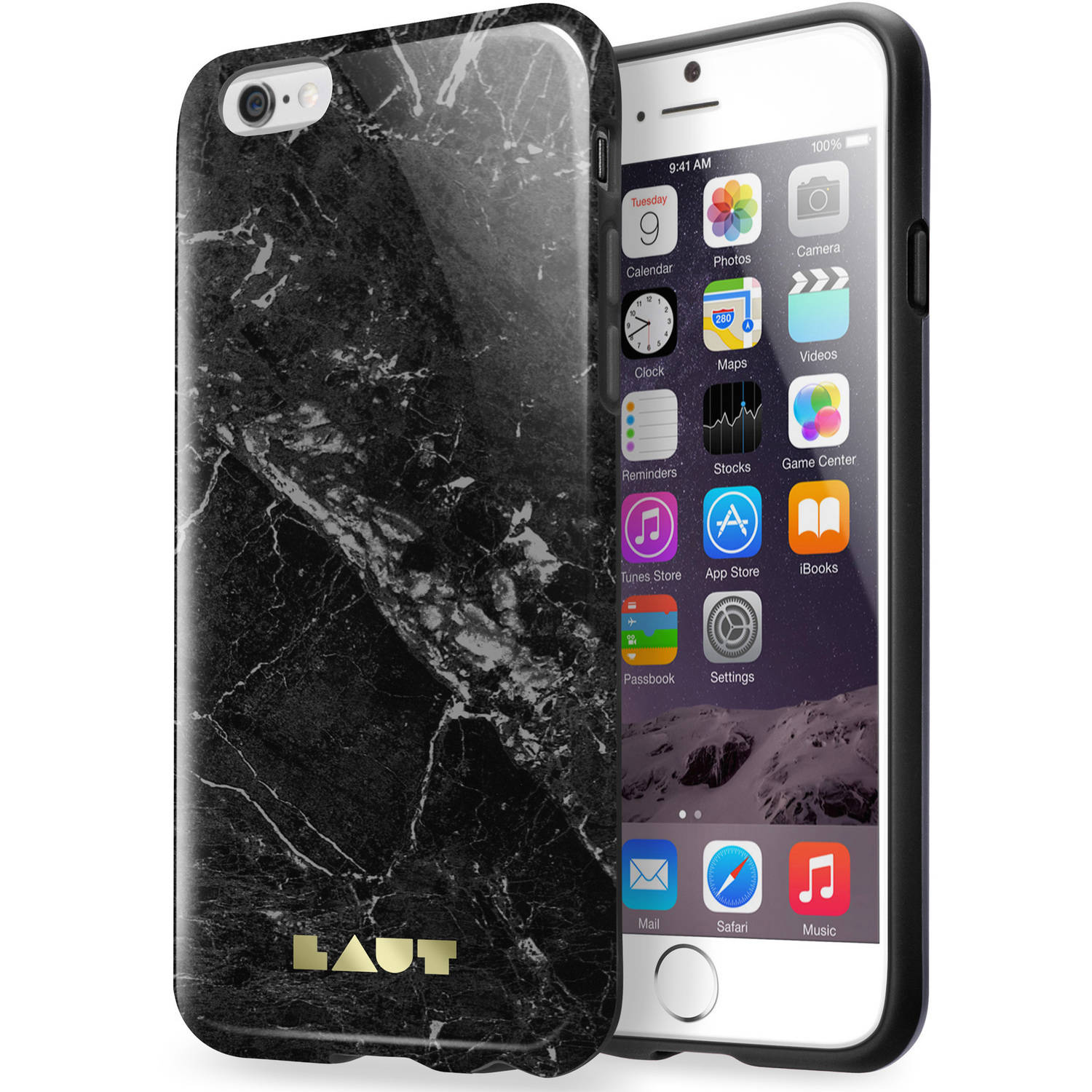 LAUT HUEX ELEMENTS Apple iPhone 6 & 6S Plastic Case