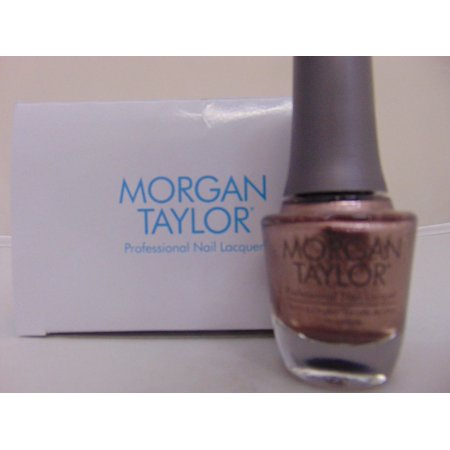 Morgan Taylor Nail Lacquer - No Way Rose 0.5 fl