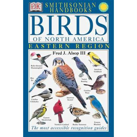Handbooks: Birds of North America: East : The Most Accessible Recognition Guide - Halloween Days Out North East