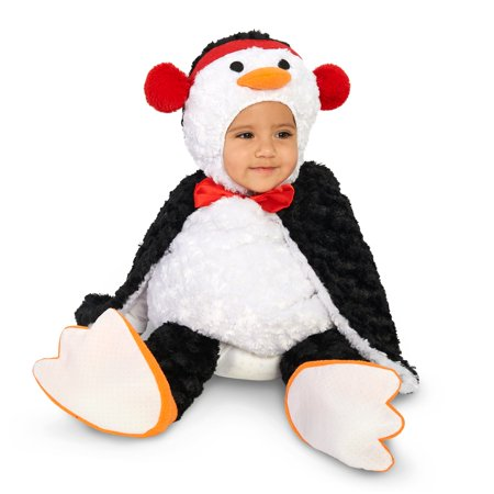 Cute Cuddly Penguin Infant Costume (Infant Penguin Costume)