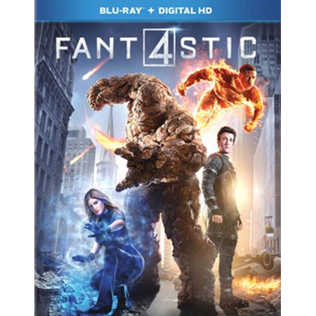 Fantastic Four (Blu-ray) - Fantastic 4 The Thing