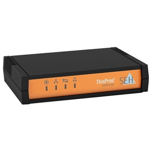 SEH Technology M03872 Tpg 25 Thinprint Gateway Accs 2 Pri...