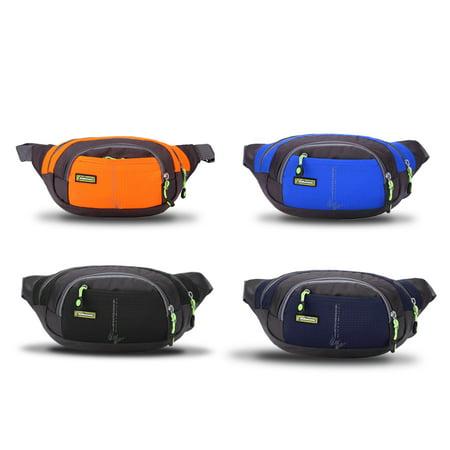 Waist Pack Women Men Fanny Pack Belt Phone Pouch Bags Outdoor Running Cycling Camping Travel Waist Pack Bag - image 3 of 7