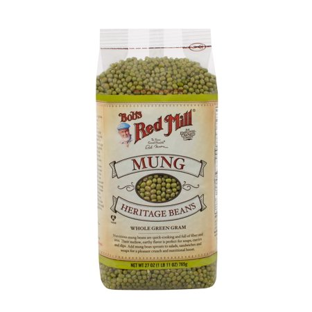 Backpackers Pantry Green Bean - (6 Pack) Mung Beans, 27 Ounce (765 g)