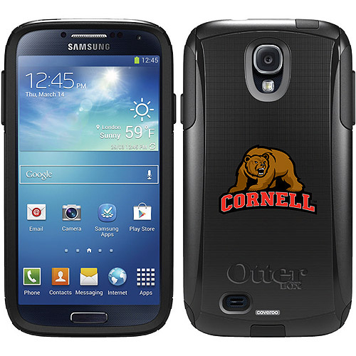 Cornell University with Mascot Design on OtterBox Commuter Series Case for Samsung Galaxy S4