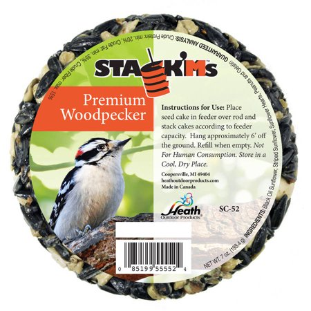 Woodpecker Seed Cakes