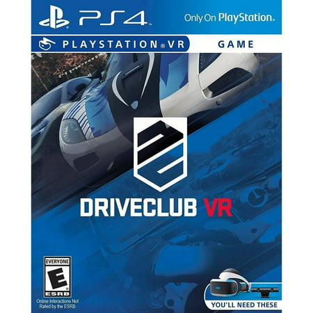 Driveclub VR - Pre-Owned (PS4)