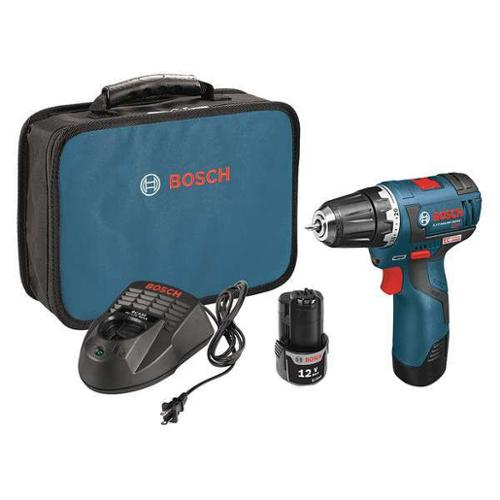 Cordless Drill\/ Driver Kit, Bosch, PS32-02