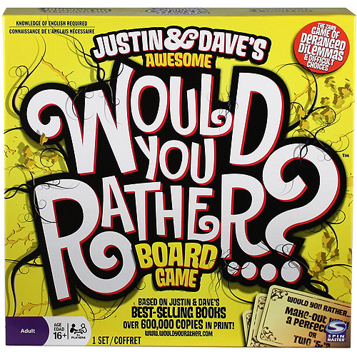 Would You Rather? Game