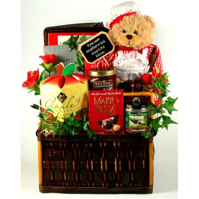 Gift Basket Village MaBe-2 You're The Beary Best  Gift Basket