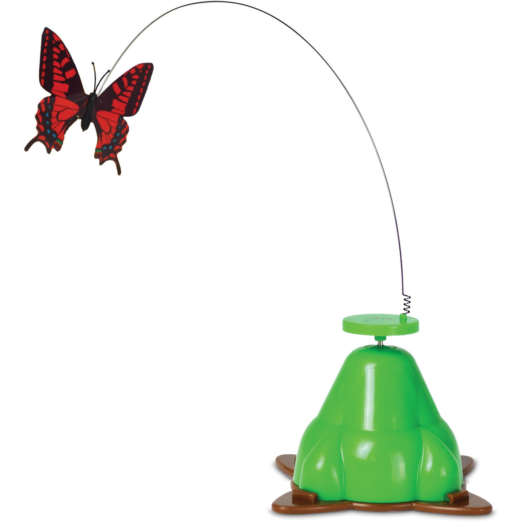 Pet Zone Fly By Spinner Interactive Cat Toy by Pet Zone