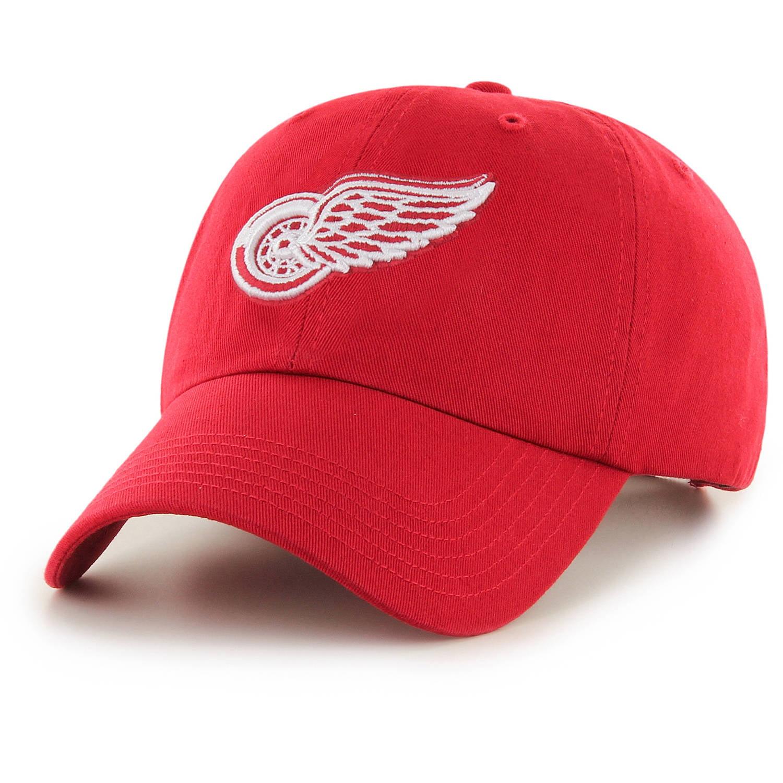 NHL Detroit Red Wings Mass Clean Up Cap - Fan Favorite