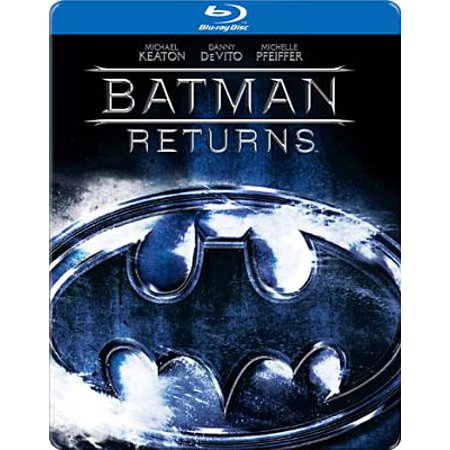 Batman Returns (Blu-ray) (Female Batman)