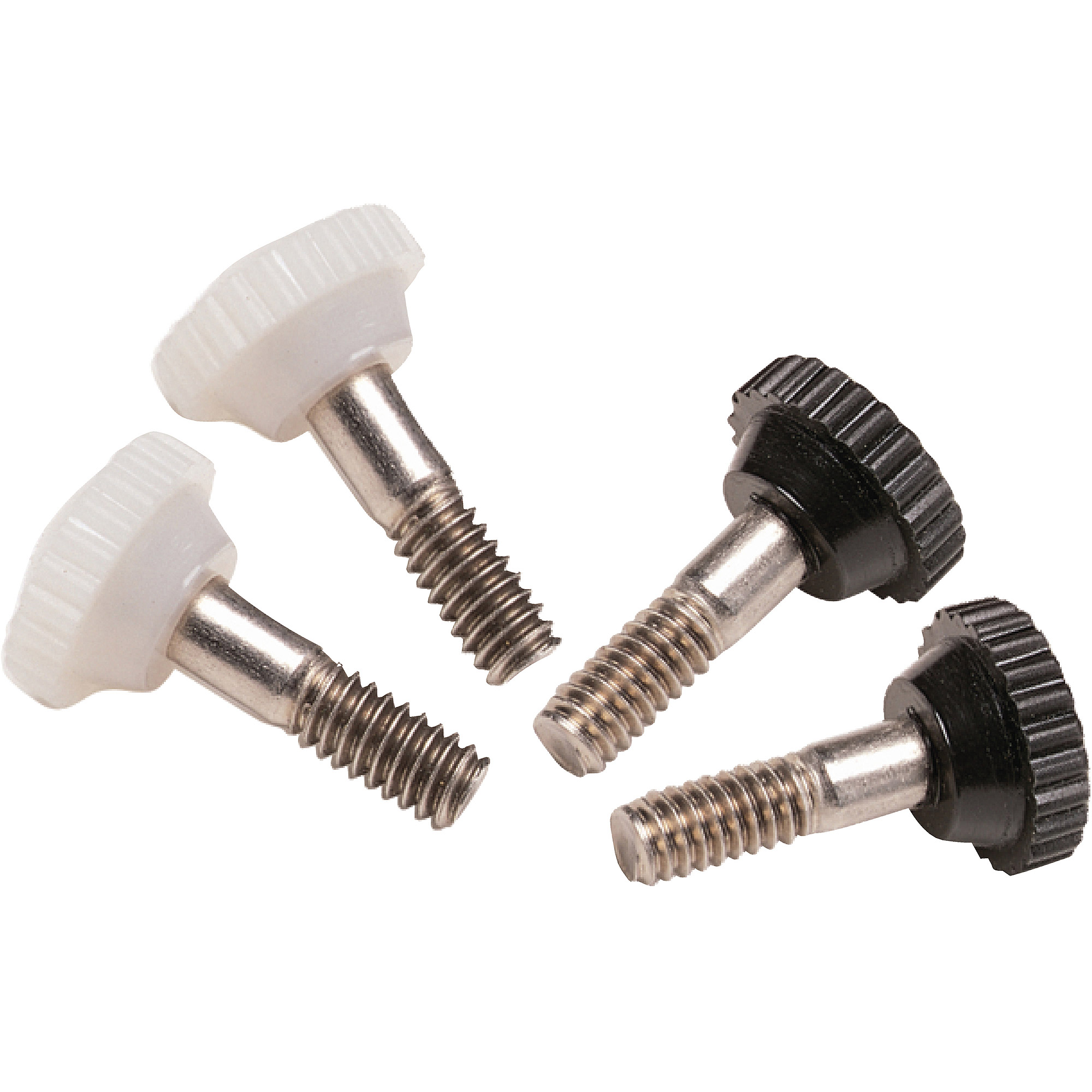 "Taylor Bimini Hinge Thumb Screw with 1/4"" x 1"" Threads, Sold as Pair"