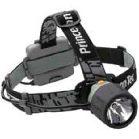 PRINCETON TEC YUKHL-BK Safety Approved Headlamp, LED, 78 Lm, Black