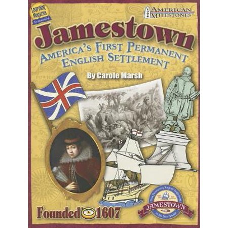 Jamestown : America's First Permanent English