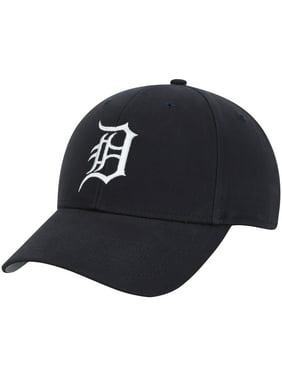 Detroit Tigers Fan Favorite Basic Adjustable Hat - Navy - OSFA