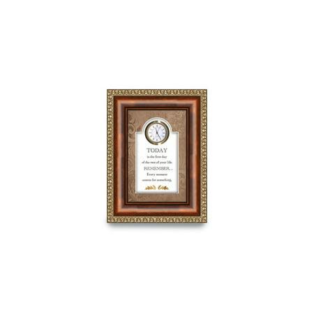 heartfelt framed 6x8 table clock, every moment Frame Table Clock