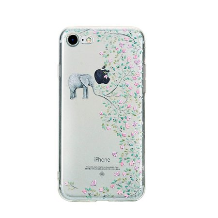 clear animal iphone 8 case