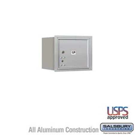 26 in High Pedestal Master Commercial Locks 4C Pedestal Mailbox with 2