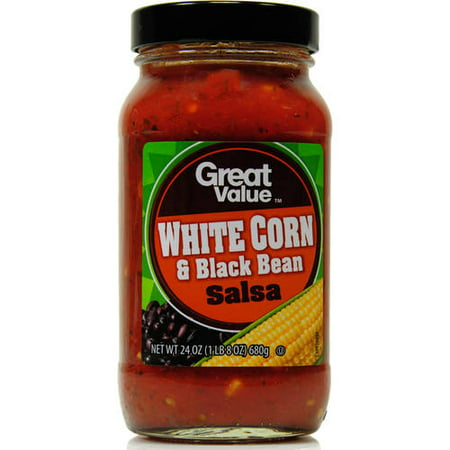 Who makes great value salsa